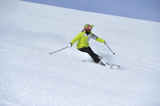 Chalet Matteo: downhill skiing