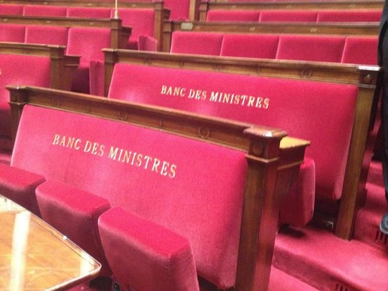 Assemblee Nationale: Inside the debate chamber