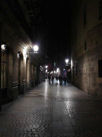 Casco Viejo: Paseo de noche