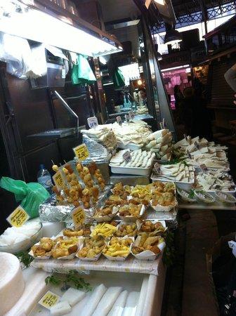 Mercado de Sant Josep de la Boqueria: Mercat de Sant Josep de la Boqueria