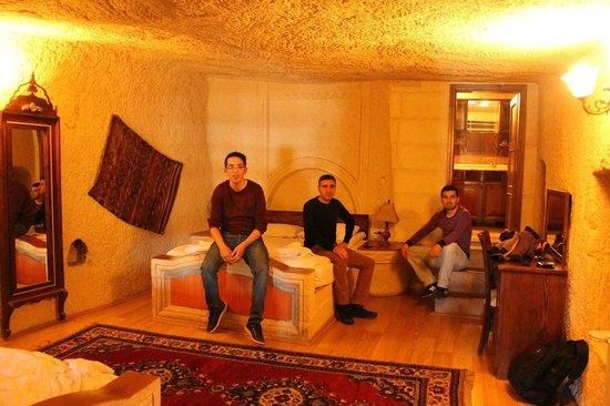Lalezar Cave Hotel: 11 Nolu oda