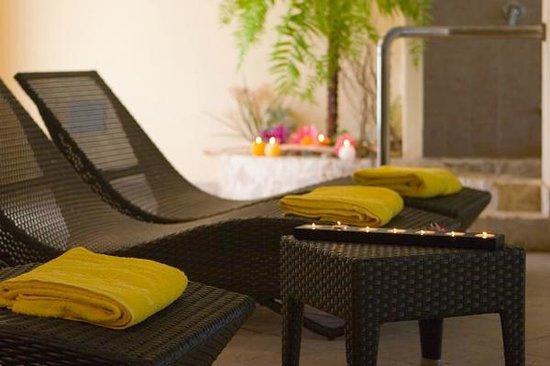 Hotel San Francesco: Zona relax