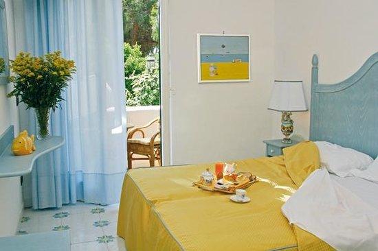 Hotel San Francesco: Comfort room