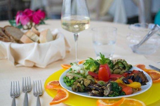 Hotel San Francesco : Gastronomia