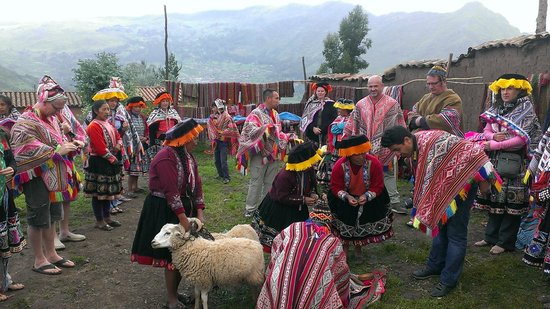 Cultural Immersion Day Tours: Inca People