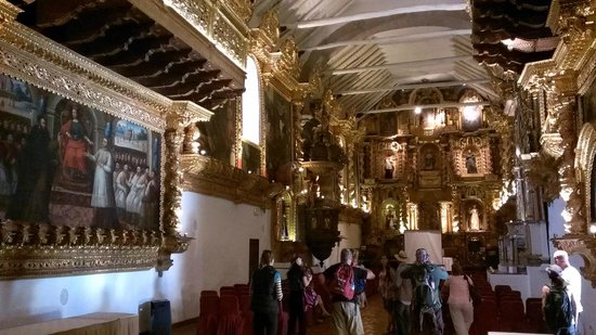 Cultural Immersion Day Tours: Chapel