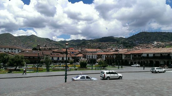 Cultural Immersion Day Tours: Town square