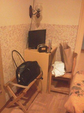 Hotel Nettuno: Одноместный номер