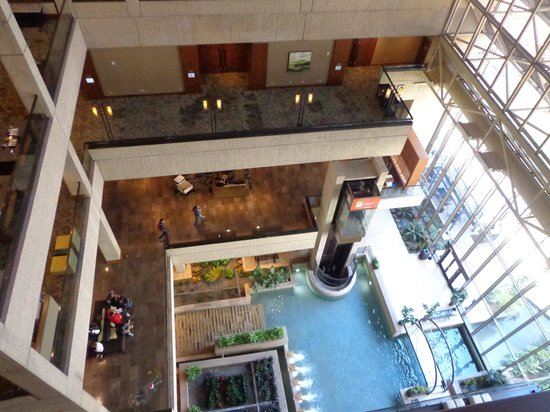 Hyatt Regency San Antonio: Lovely Atrium