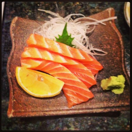 Caesars Palace: Sushi at (now gone!) bar