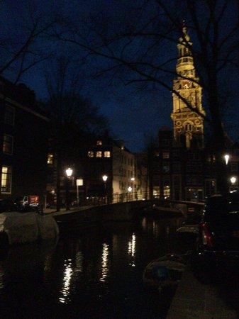 Rembrandtplein Hotel: Fuori l'hotel