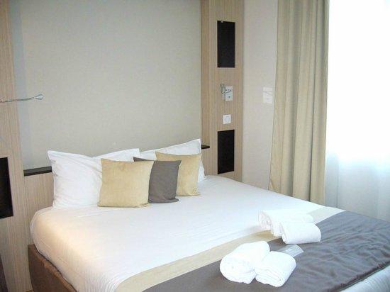Hotel Castel Victoria : CHAMBRE