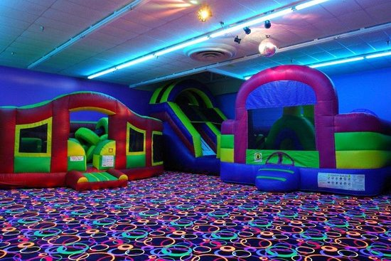 The Inflatable Fun Factory