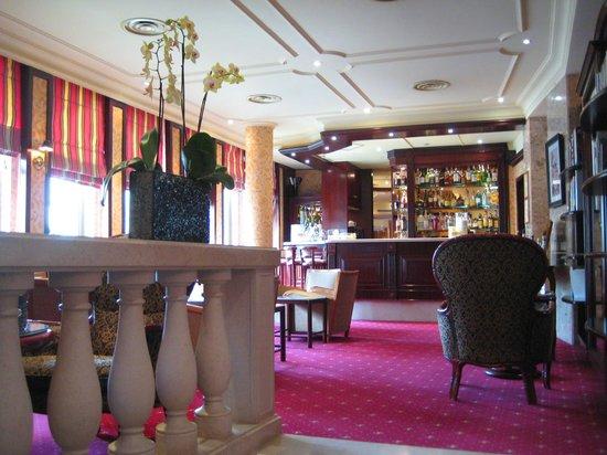 Hotel Papadopoli Venezia MGallery by Sofitel : bar near lobby