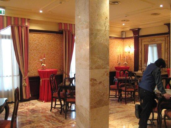 Hotel Papadopoli Venezia MGallery by Sofitel : bar