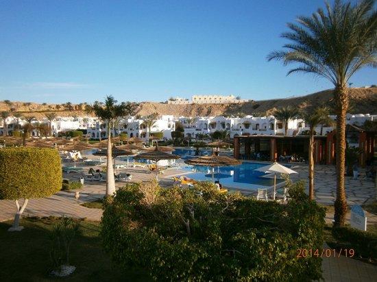 Beach Resort & Casino : вид из номера