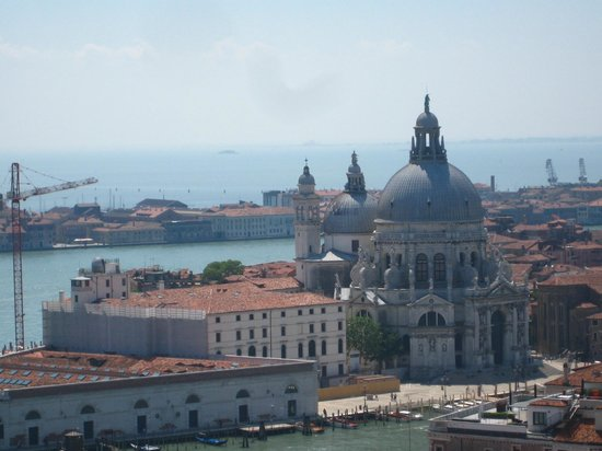 Hotel Papadopoli Venezia MGallery by Sofitel: The view from the top of the san marco bell tower