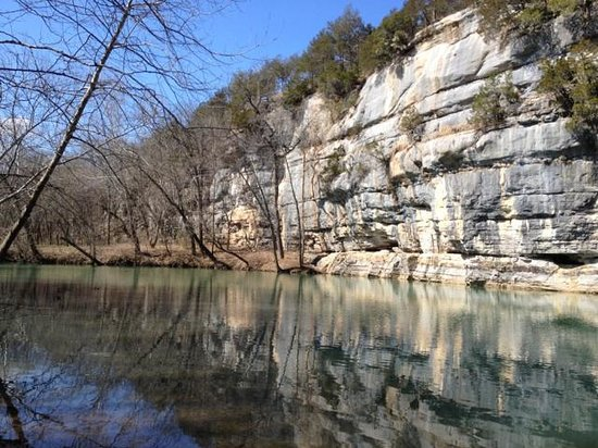 Cliff House: Pruitt, on Buffalo National River