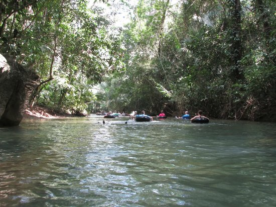 Ian Anderson's Caves Branch Jungle Lodge: River Cave Expedition