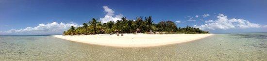 Roxas, Filippinene: Bungalows