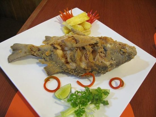 Tremendous Un Variado Buffet Marino Y Criollo Picture Of Restaurante Home Interior And Landscaping Ponolsignezvosmurscom