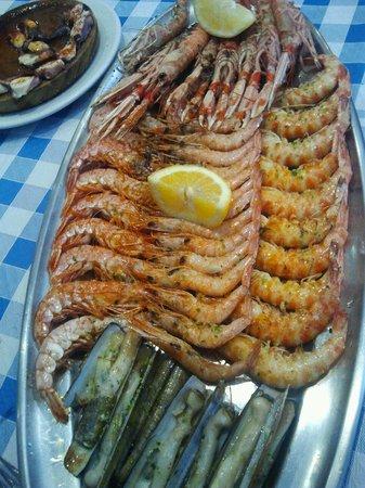 Restaurante Los Mariscos