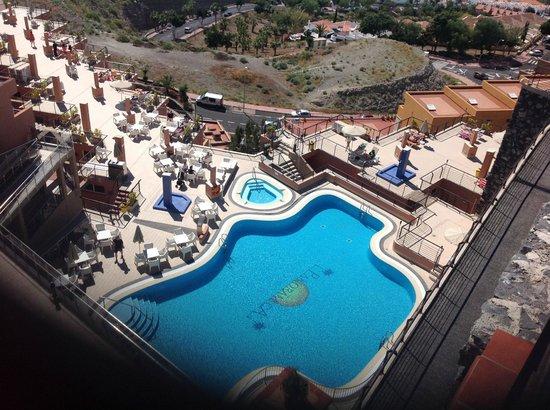 Kn Aparthotel Panoramica: la piscine