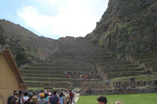 Tempel von Ollantaytambo: Ollantaytambo