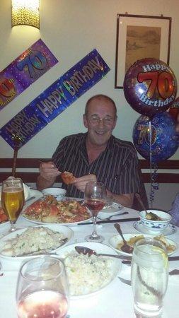 Mr So: 70th Birthday