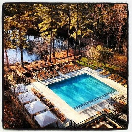The Umstead Hotel and Spa: Pool