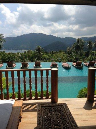 Santhiya Koh Phangan Resort & Spa: view from room