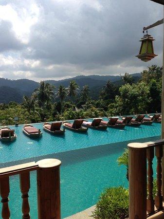 Santhiya Koh Phangan Resort & Spa: room view