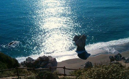 Mariou, Greece: Preveli beach