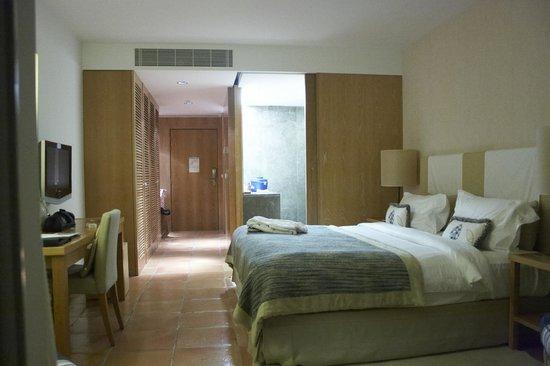 Blue & Green The Lake Spa Resort : Hotel Room