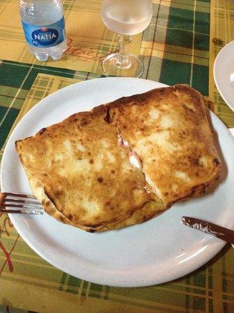 Maestri Pizzaioli: Pizza fritta