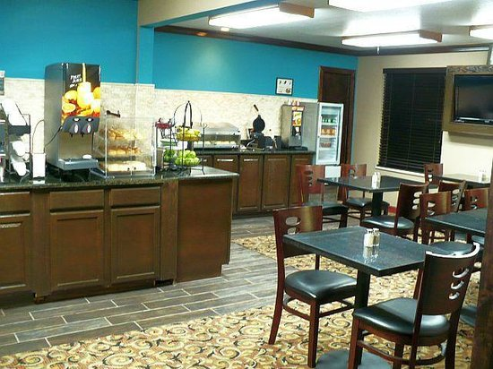 Lexington Inn - Ardmore : Breakfast Area