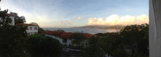 Mount Cinnamon Resort & Beach Club: Panoramic of view