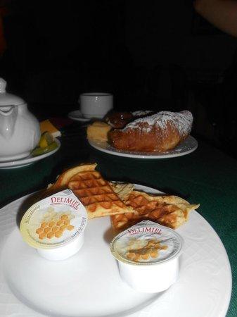 Terme Rosapepe: colazione