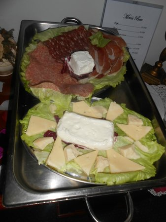 Terme Rosapepe: cena in camera