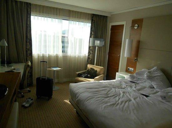 Hilton Barcelona: large room