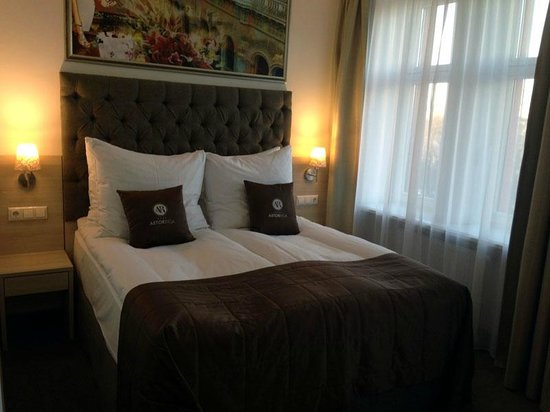 Astor Riga Hotel & Conference: pokój