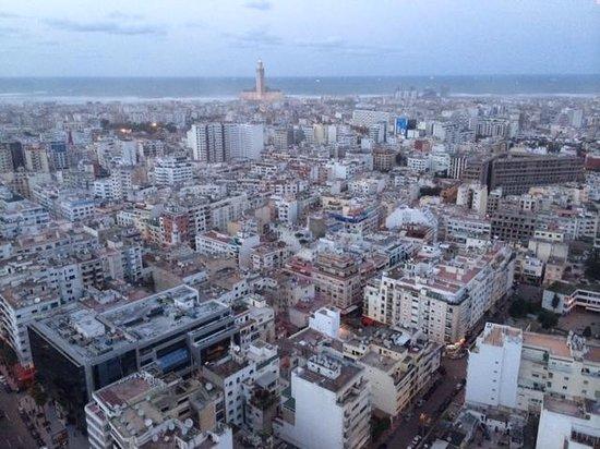 Kenzi Tower Hotel: The Hotel View