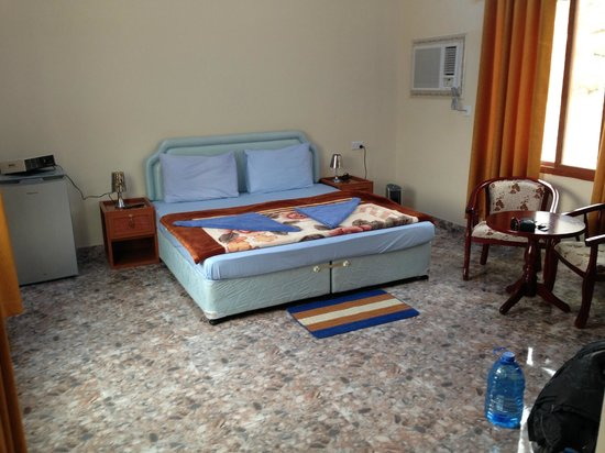 Sama Heights Resort - Jebel Shams: room