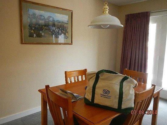 Massanutten Resort: dining room