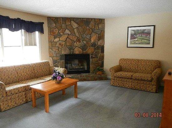 Massanutten Resort: living room