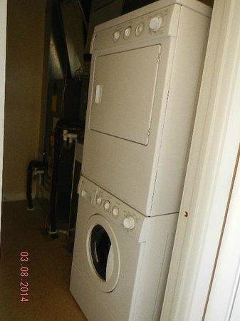 Massanutten Resort : laundry room