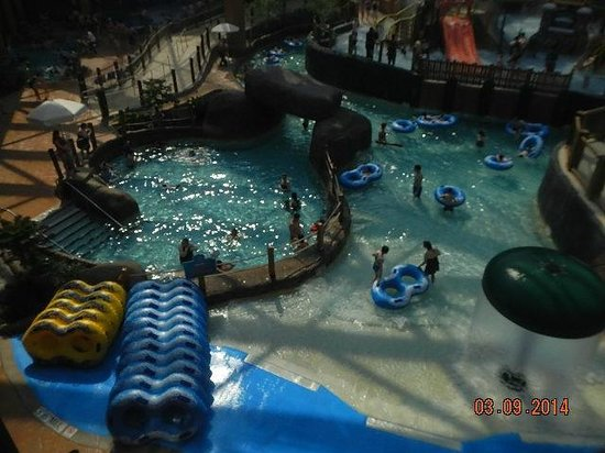 Massanutten Resort: waterpark