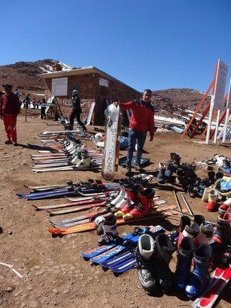 Soul Adventure 4x4 Day Tours: skis verhuur