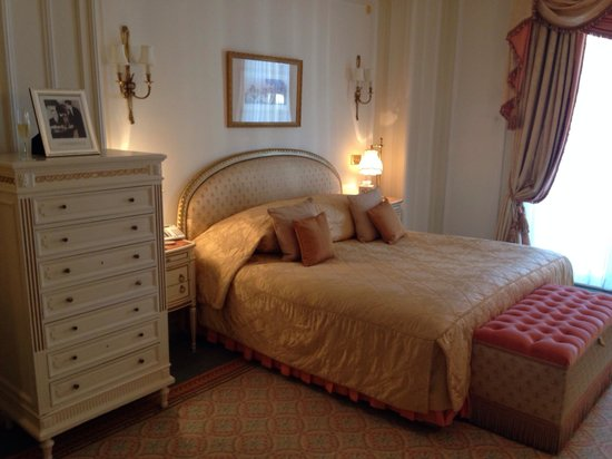 The Ritz London : Bedroom
