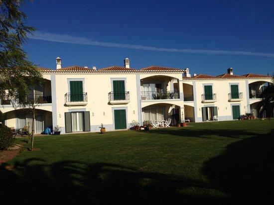 Algarvia, Portugal: Gramacho Apartments